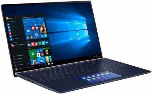 "Ultrabook Asus ZenBook UX534FTC-AA305R (Procesor Intel® Core™ i7-10510U (8M Cache, up to 4.90 GHz), Comet Lake, 15.6"" UHD, 16GB, 1TB SSD, nVidia GeForce GTX 1650 Max Q @4GB, Win10 Pro, Albastru) 2"