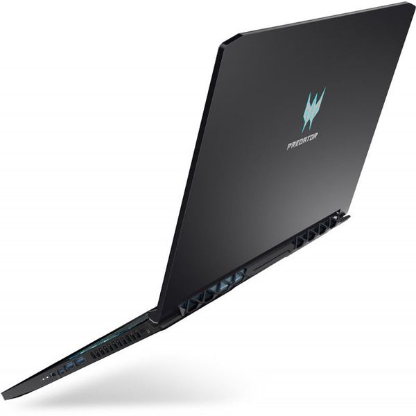 "Laptop Gaming Acer Predator Triton 500 PT515-51 (Procesor Intel® Core™ i7-9750H (12M Cache, up to 4.50 GHz), Coffee Lake, 15.6"" FHD, 16GB, 1TB SSD, nVidia GeForce RTX 2070 @8GB, Win10 Home, Negru) 4"