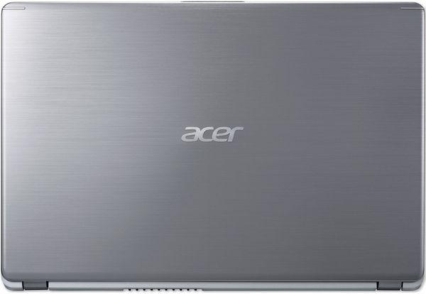 "Laptop Acer Aspire A515-53G, Intel® Core™ i5-8265U (6M Cache, up to 3.90 GHz), Whiskey Lake, 15.6"" FHD, 8GB, 256GB SSD, nVidia GeForce MX130 @2GB, Linux, Argintiu, NX.H84EX.00E 5"