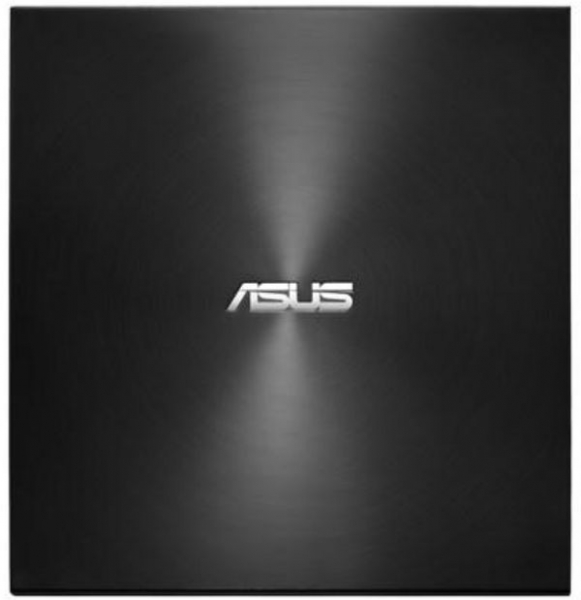 Unitate optica laptop, ASUS ZenDrive08U7M DVD writer extern 8X ultra-subtire 13.9mm , negru 1