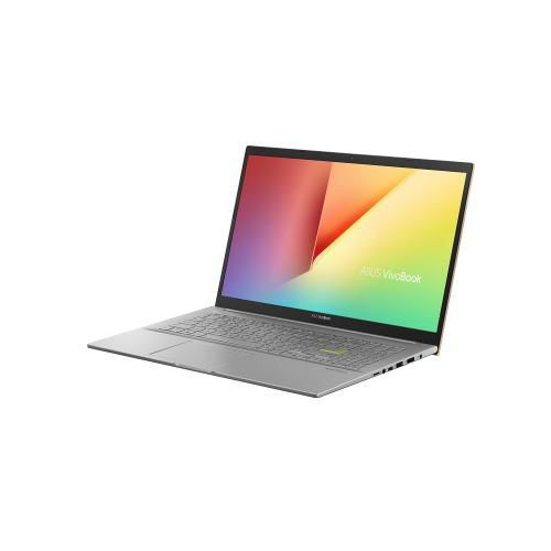 "Laptop Asus VivoBook M513IA-BQ159, AMD Rayzen 5 4500U (8M Cache, up to 4.00 GHz), 15.6"" FHD, 8GB, 512GB SSD, AMD Radeon Graphics, No OS, Argintiu/Rose 2"