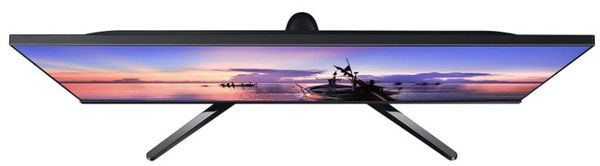 "Monitor LED Samsung LF24T350FHUXEN, 24"", 5 ms, FreeSync, 75 Hz, Negru 4"