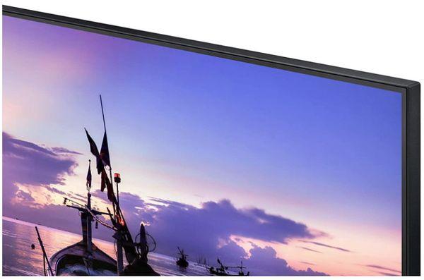 "Monitor LED Samsung LF24T350FHUXEN, 24"", 5 ms, FreeSync, 75 Hz, Negru 5"