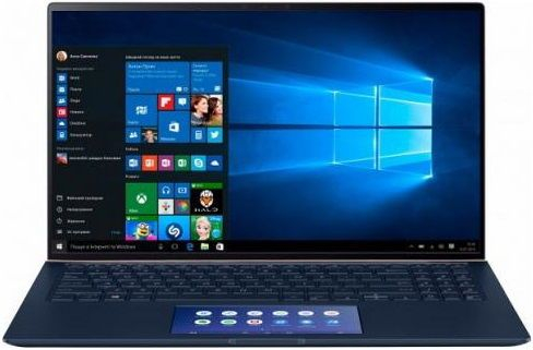 "Ultrabook Asus ZenBook UX534FT-A9004R (Procesor Intel® Core™ i7-8565U (8M Cache, up to 4.60 GHz), Whiskey Lake, 15.6"" FHD, 16GB, 1TB SSD, nVidia GeForce GTX 1650 @4GB, FPR, Win10 Pro, Albastru) 0"