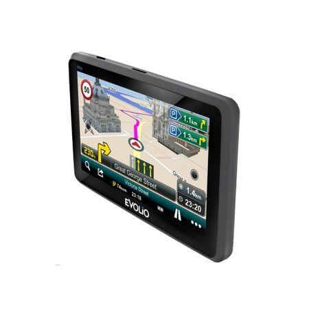 "Resigilat - Sistem de navigatie Evolio Preciso HD, diagonala 5.0"", harta Full Europe [3]"