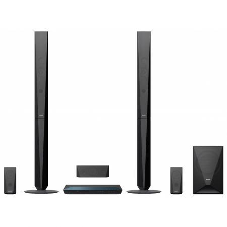 Sistem Home Cinema 5.1 cu Blu-ray 3D Sony BDVE4100
