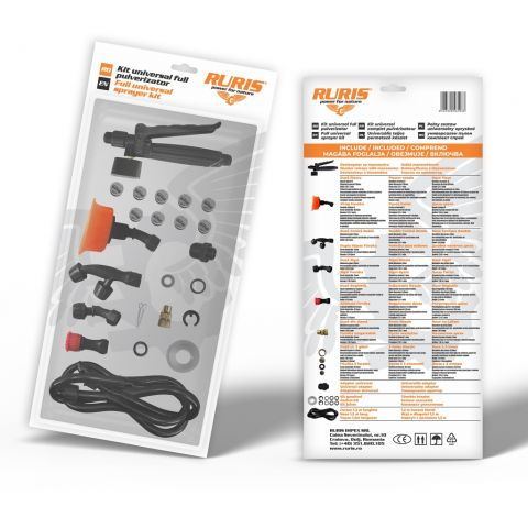 Kit universal full pulverizator, Ruris, kitunivfull20 [0]