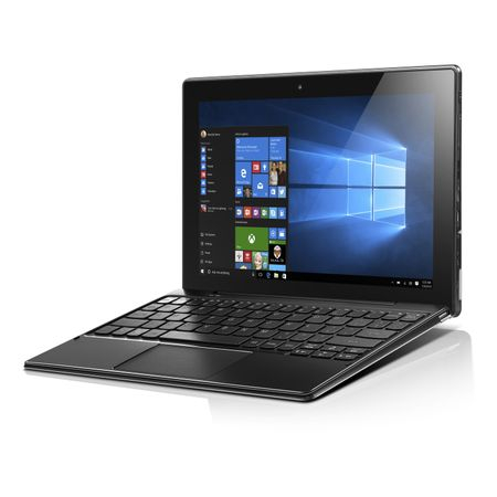 "Laptop 2 in 1 Lenovo MIIX 310-10ICR cu procesor Intel® Atom™ x5-Z8350 1.44GHz, 10.1"", 2GB, 64GB eMMC, Intel® HD Graphics, Microsoft Windows 10, Silver 7"
