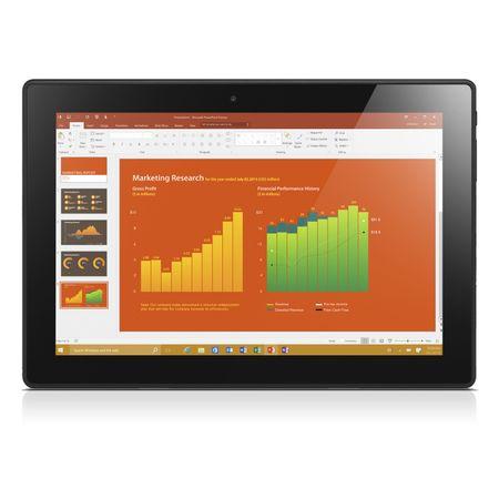 "Laptop 2 in 1 Lenovo MIIX 310-10ICR cu procesor Intel® Atom™ x5-Z8350 1.44GHz, 10.1"", 2GB, 64GB eMMC, Intel® HD Graphics, Microsoft Windows 10, Silver 12"