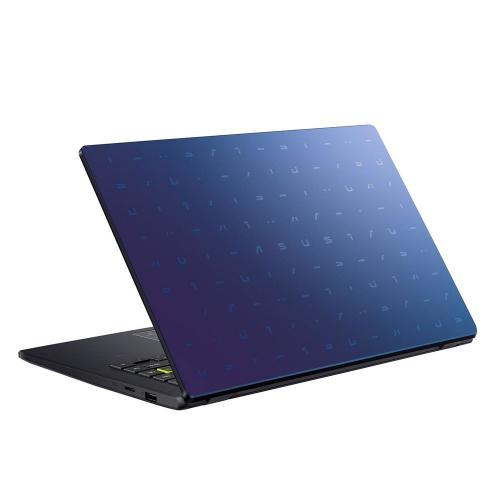 Laptop ASUS E410MA-EB268, Intel Celeron N4020, 14inch, RAM 4GB, SSD 256GB, Intel UHD Graphics 600, No OS, Peacock Blue 5