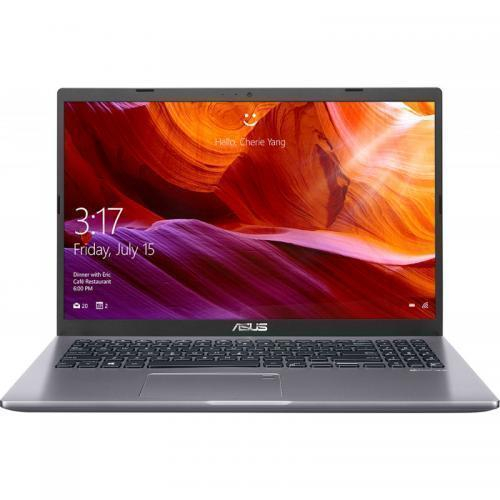 "Laptop ASUS M509DA-EJ345, AMD Ryzen 3 3250U pana la 3.5GHz, 15.6"" Full HD, 4GB, SSD 256GB, Intel HD Graphics 520, Free DOS, gri 0"