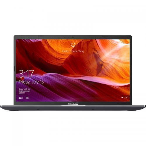 "Laptop ASUS M509DA-EJ345, AMD Ryzen 3 3250U pana la 3.5GHz, 15.6"" Full HD, 4GB, SSD 256GB, Intel HD Graphics 520, Free DOS, gri 1"