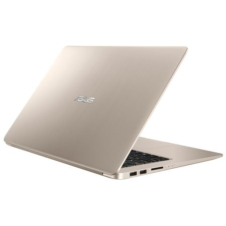 Laptop Asus S510UQ-BQ204, Intel Core i7-7500U, 8GB DDR4, SSD 256GB, nVidia Geforce 940MX 2GB, Endless OS 7