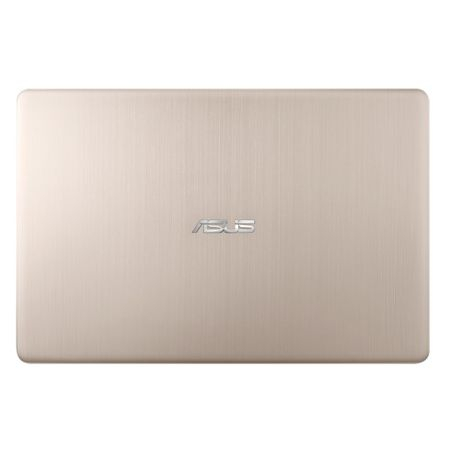 Laptop Asus S510UQ-BQ204, Intel Core i7-7500U, 8GB DDR4, SSD 256GB, nVidia Geforce 940MX 2GB, Endless OS 2