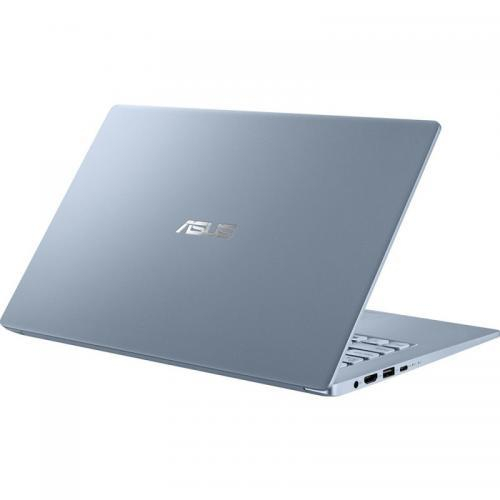 "Laptop ASUS VivoBook 14 X403JA-BM005 cu procesor Intel® Core™ i5-1035G1 pana la 3.60 GHz, 14"", Full HD, 8GB, 512GB SSD, Intel® UHD Graphics, Endless OS, Silver Blue 3"