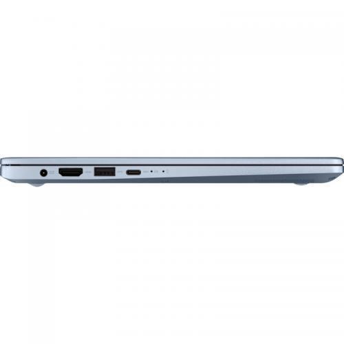 "Laptop ASUS VivoBook 14 X403JA-BM005 cu procesor Intel® Core™ i5-1035G1 pana la 3.60 GHz, 14"", Full HD, 8GB, 512GB SSD, Intel® UHD Graphics, Endless OS, Silver Blue 8"