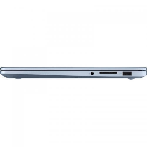 "Laptop ASUS VivoBook 14 X403JA-BM005 cu procesor Intel® Core™ i5-1035G1 pana la 3.60 GHz, 14"", Full HD, 8GB, 512GB SSD, Intel® UHD Graphics, Endless OS, Silver Blue 7"
