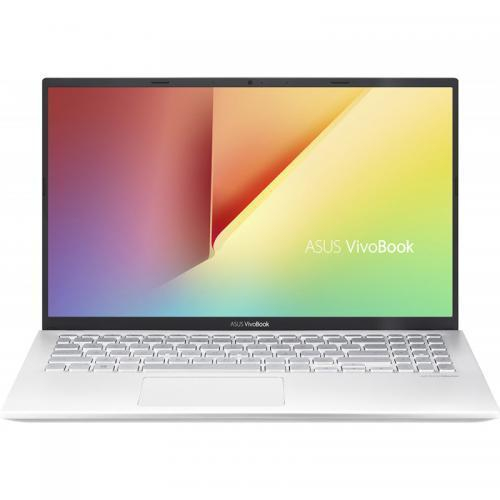 Laptop Asus VivoBook 15 X512DA-EJ1391, AMD Ryzen 3 3250U, 15.6inch, RAM 8GB, SSD 256GB, AMD Radeon Vega 3, No OS, Transparent Silver 0
