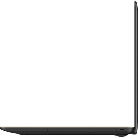 "Laptop ASUS VivoBook 15 X540UB-DM547 cu procesor Intel® Core™ i3-7020U 2.30 GHz, Kaby Lake, 15.6"", Full HD, 4GB, 1TB, NVIDIA GeForce MX110 2GB, Endless OS, Chocolate Black 4"