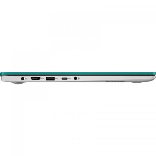 Laptop ASUS VivoBook S15 M533IA-BQ042, AMD Ryzen 5 4500U, 15.6inch, RAM 8GB, SSD 512GB, AMD Radeon Graphics, No OS, Gaia Green 1