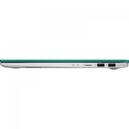 Laptop ASUS VivoBook S15 M533IA-BQ042, AMD Ryzen 5 4500U, 15.6inch, RAM 8GB, SSD 512GB, AMD Radeon Graphics, No OS, Gaia Green 2