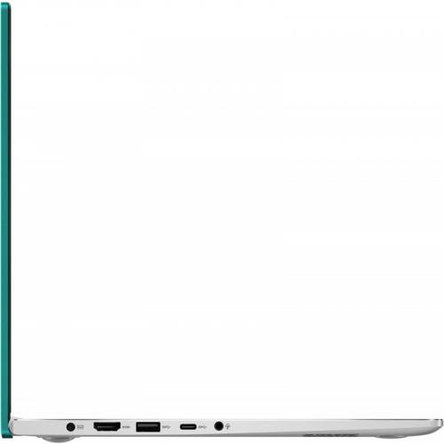 Laptop ASUS VivoBook S15 M533IA-BQ042, AMD Ryzen 5 4500U, 15.6inch, RAM 8GB, SSD 512GB, AMD Radeon Graphics, No OS, Gaia Green 3
