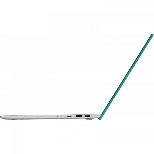 Laptop ASUS VivoBook S15 M533IA-BQ042, AMD Ryzen 5 4500U, 15.6inch, RAM 8GB, SSD 512GB, AMD Radeon Graphics, No OS, Gaia Green 4