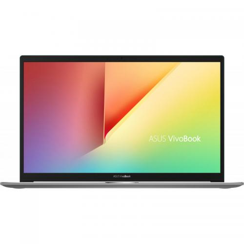 Laptop ASUS VivoBook S15 M533IA-BQ042, AMD Ryzen 5 4500U, 15.6inch, RAM 8GB, SSD 512GB, AMD Radeon Graphics, No OS, Gaia Green 5
