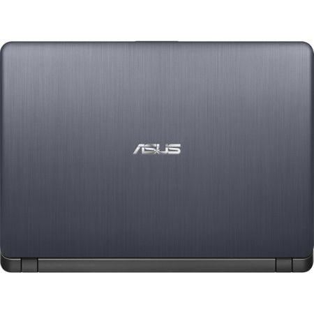 "Laptop ASUS X507UA-EJ830 cu procesor Intel® Core™ i7-8550U pana la 4.00 GHz, Kaby Lake R, 15.6"", Full HD, 8GB, 256GB SSD, Intel® UHD Graphics 620, Endless OS, Star Grey 1"