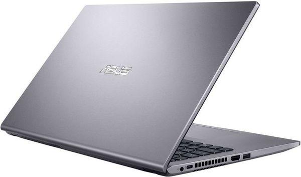 """Laptop ASUS X509JA-EJ025R cu procesor Intel® Core™ i3-1005G1 pana la 3.40 GHz, 15.6"""", Full HD, 4GB, 256GB SSD, Intel® UHD Graphics, Windows 10 Pro, Slate Gray 3"""