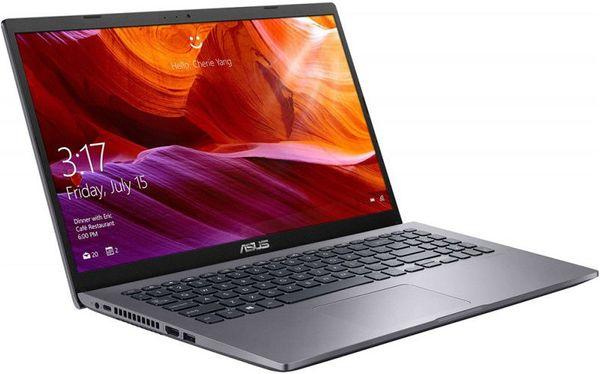 """Laptop ASUS X509JA-EJ025R cu procesor Intel® Core™ i3-1005G1 pana la 3.40 GHz, 15.6"""", Full HD, 4GB, 256GB SSD, Intel® UHD Graphics, Windows 10 Pro, Slate Gray 1"""