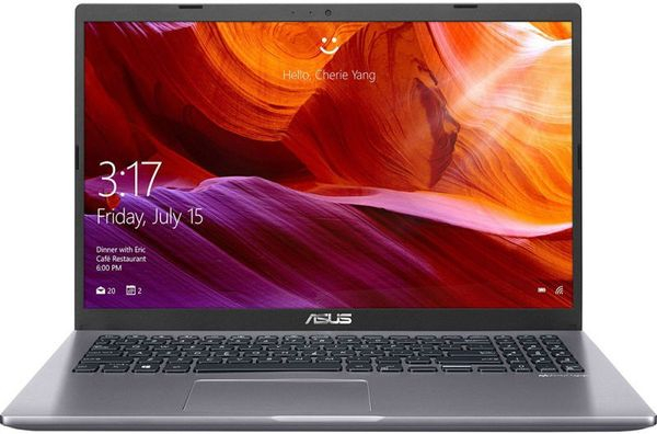 """Laptop ASUS X509JA-EJ025R cu procesor Intel® Core™ i3-1005G1 pana la 3.40 GHz, 15.6"""", Full HD, 4GB, 256GB SSD, Intel® UHD Graphics, Windows 10 Pro, Slate Gray 0"""