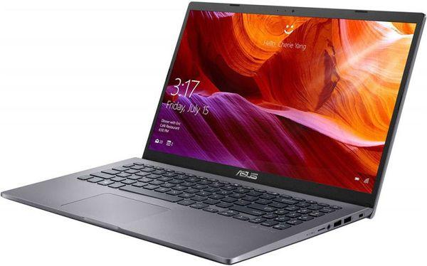 """Laptop ASUS X509JA-EJ025R cu procesor Intel® Core™ i3-1005G1 pana la 3.40 GHz, 15.6"""", Full HD, 4GB, 256GB SSD, Intel® UHD Graphics, Windows 10 Pro, Slate Gray 2"""