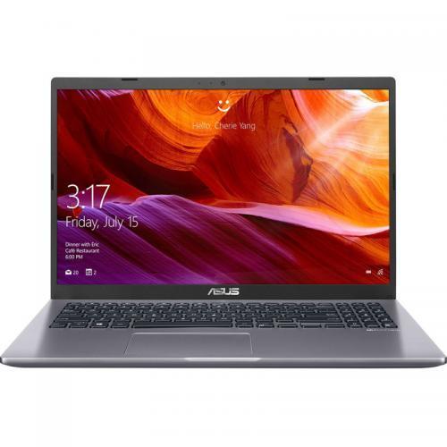 """Laptop ASUS X509JB cu procesor Intel® Core™ i5-1035G1 pana la 3.60 GHz, 15.6"""", Full HD, 8GB, 512GB SSD, NVIDIA GeForce MX110 2GB, Free DOS, Slate Gray, X509JB-EJ005 0"""