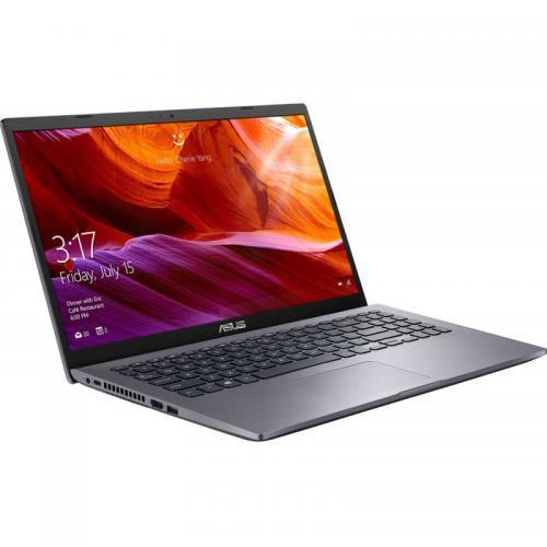 """Laptop ASUS X509JB cu procesor Intel® Core™ i5-1035G1 pana la 3.60 GHz, 15.6"""", Full HD, 8GB, 512GB SSD, NVIDIA GeForce MX110 2GB, Free DOS, Slate Gray, X509JB-EJ005 3"""