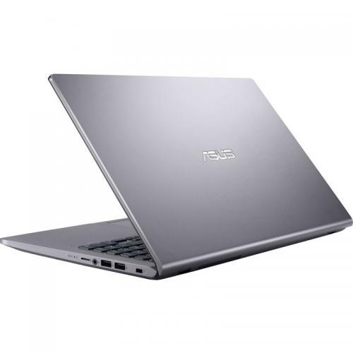 """Laptop ASUS X509JB cu procesor Intel® Core™ i5-1035G1 pana la 3.60 GHz, 15.6"""", Full HD, 8GB, 512GB SSD, NVIDIA GeForce MX110 2GB, Free DOS, Slate Gray, X509JB-EJ005 6"""