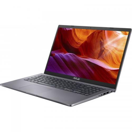 Laptop ASUS X509MA-BR302, 15.6inch Intel Celeron, N4020 4GB SSD 256GB, No OS, Slate Grey 3