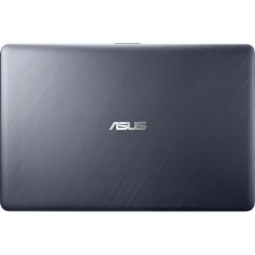 Laptop Asus VivoBook X543MA-GQ593WP, Intel Celeron Dual Core N4000, 15.6inch, RAM 4GB, HDD 500GB, Intel UHD Graphics 600, Win 10 Pro, Star Gray 1