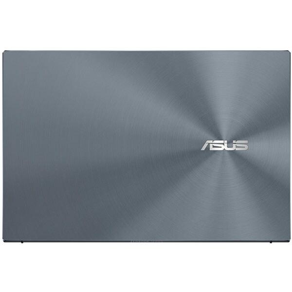 "Laptop ASUS ZenBook 13 UM325UA-KG020T, AMD Ryzen 5 5500U pana la 4GHz, 13.3"" Full HD, 8GB, SSD 512GB, AMD Radeon RX Vega 7, Windows 10 Home, gri 9"