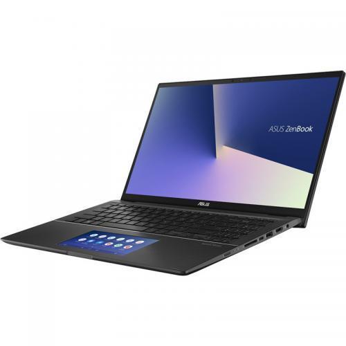 Laptop ASUS ZenBook Flip 15 UX563FD-EZ087R, Intel Core i7-10510U, 15.6inch Touch, RAM 16GB, SSD 1TB, nVidia GeForce GTX 1050 4GB, Windows 10 Pro, Gun Grey 6