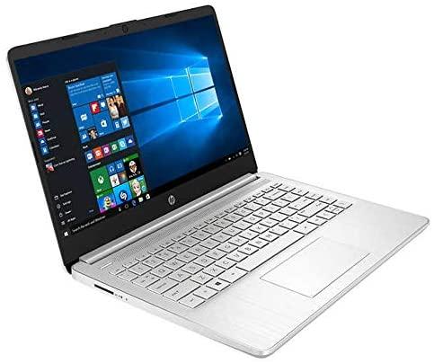 "Laptop HP 14-DQ1077 cu procesor Intel® Core™ i3-1005G1 pana la 3.40 GHz, 14"", Full HD, 8GB, 256GB SSD, Intel® UHD Graphics, Windows 10 Home, Silver, 2S8G4UA 1"
