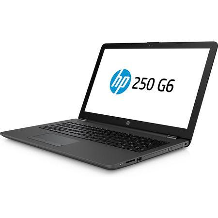 "Laptop HP 250 G6 cu procesor Intel® Core™ i5-7200U 2.50 GHz, Kaby Lake, 15.6"", 4GB, 500GB, Intel HD Graphics, DVD-RW, Free DOS, Dark Ash Silver"