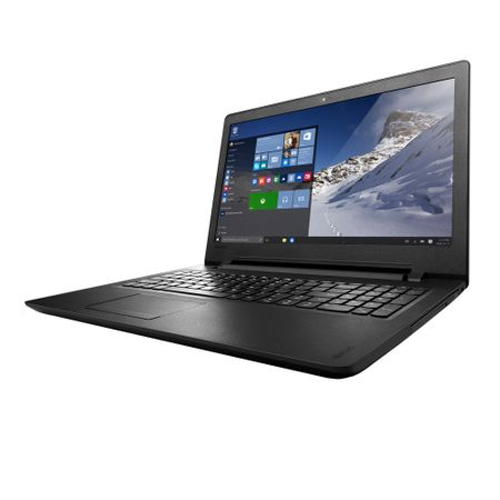 "Laptop Lenovo IdeaPad 110-15IBR cu procesor Intel® Pentium™ N3710 pana la 2.56 GHz, 15.6"", 4GB, 500GB, Intel HD Graphics, Microsoft Windows 10 Home, Black 4"