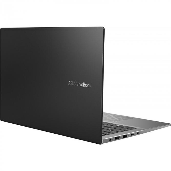 "Laptop ultraportabil ASUS Vivobook M433UA-EB120 cu procesor AMD Ryzen™ 5 5500U, 14"", Full HD, 8GB, 512GB SSD, AMD Radeon™ Graphics, No OS, Indie Black [5]"