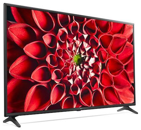 Televizor LED LG 109 cm, 43UN711C, Ultra HD 4K, Smart TV, WiFi, CI+ 1