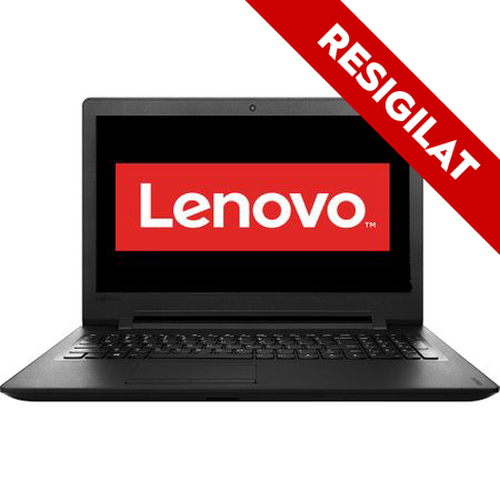 "Resigilat - Laptop Lenovo IdeaPad 110-15IBR cu procesor Intel Pentium N3710 pana la 2.56 GHz, 15.6"", 4GB, 500GB, DVD-RW, Intel HD Graphics, Free DOS, Black 0"
