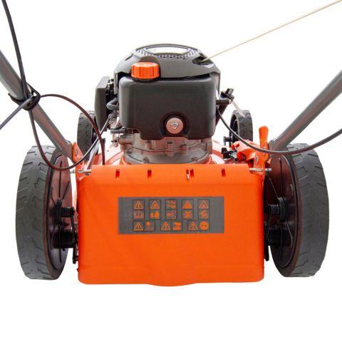 Maşină de tuns gazon DAC 120XL 11