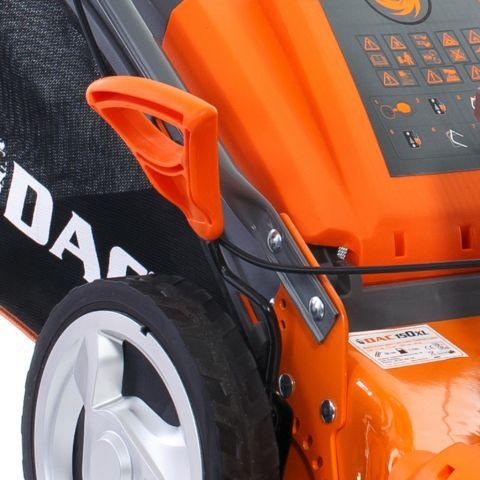 Maşină de tuns gazon DAC 150XL [6]