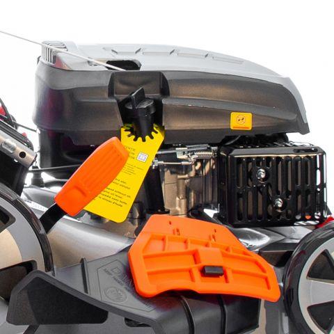 Masina de tuns gazon RURIS RX300S 4