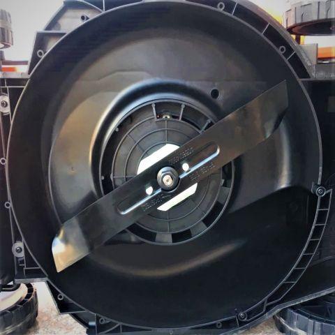 Masina de tuns gazon electrica RURIS RXI 3000 3